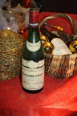 Wino Romanee Conti