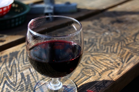 Red Wine at Wonderland by Mr. T in DC, on Flickr