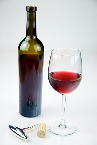 Red Wine by TheCulinaryGeek, on Flickr