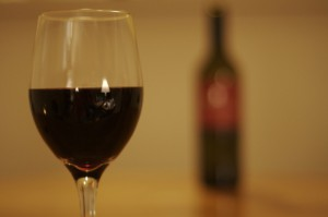 Wine Glass In Focus II by willia4, on Flickr
