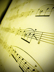 Music by Theoddnote, on Flickr