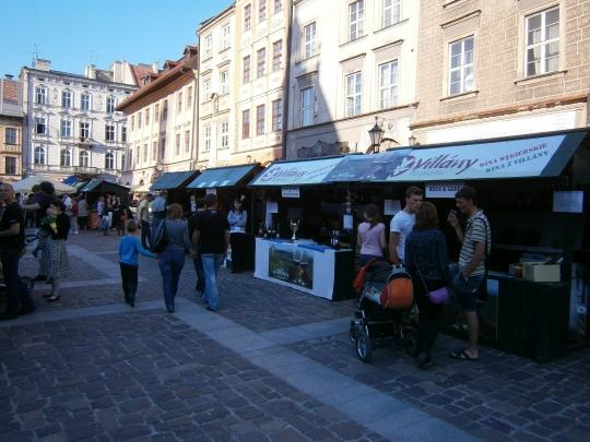 Kraków Mały Rynek