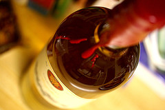 Wine Bottle by sling@flickr, on Flickr