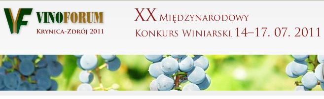 Konkurs winiarski Krynica-Zdrój