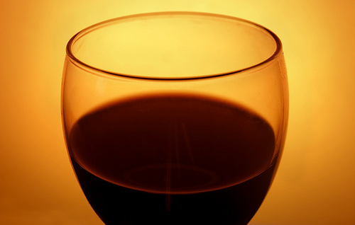 Wino owocowe