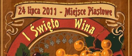Miejsce Piastowe Wino