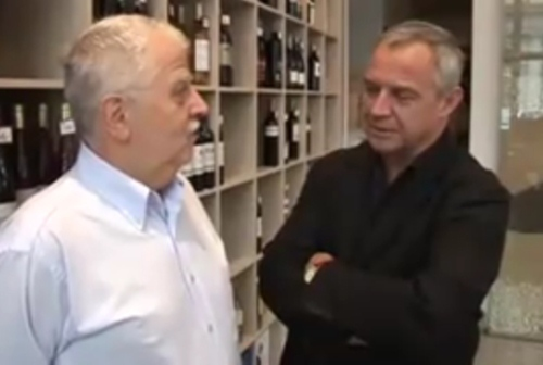 Wywiad Marek Kondrat Wino