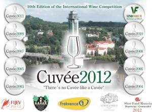 Cuvée 2012 Ostrava